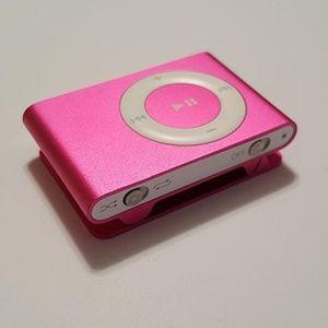 Apple iPod shuffle 1 GB Pink (2nd Generation)